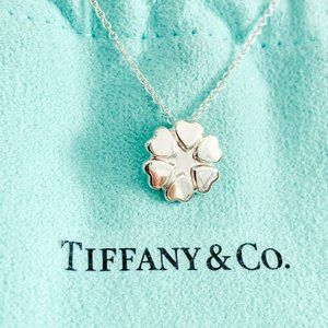 Tiffany & Co. | Picasso Crown of Hearts Pendant